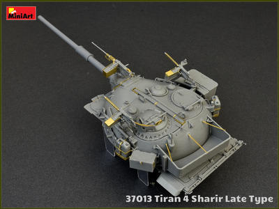 Tiran 4 Sharir Late Type - 2