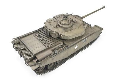 Centurion MK.3 Korean War - 2