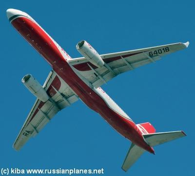 Tupolev TU-204-100 Civil Airliner - 2
