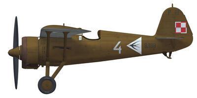 PZL P.11c Expert Set 1/48 - 2