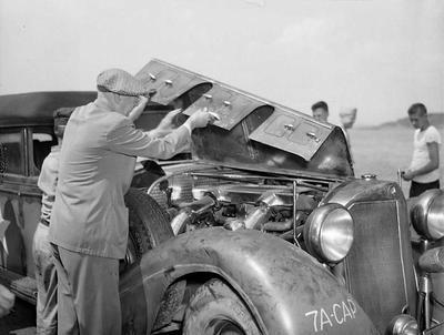 Armored Cabrio for Reichskanzler 770K - 2