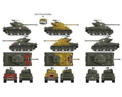 M4A3 76W HVSS Sherman Korean War - 2