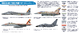 Israeli Air Force Paint Set (Modern Jets) - 2/2