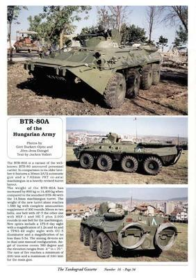 Dana / Zuzana 8-wheeled SPG - The Tankograd Gazette 15 - 2