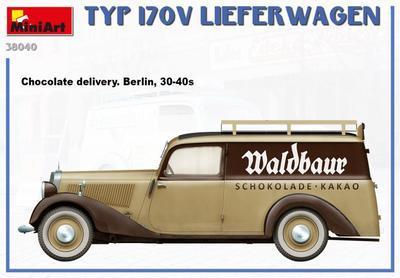 TYP 170V Lieferwagen - 2