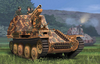 Sturmpanzer 38(t) Grille Ausf. M - 2