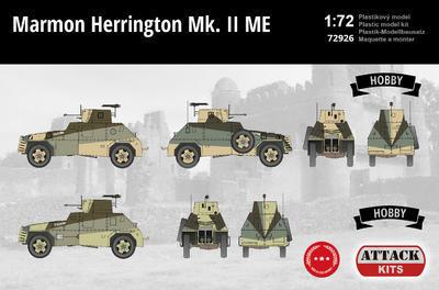 Marmon Herrington Mk.II ME  (Hobby Line 03) - 2