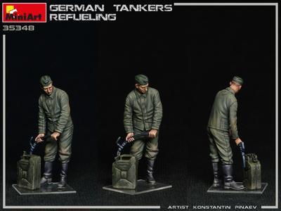 GERMAN TANKERS REFUELING - 2