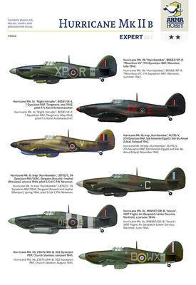 Hurricane Mk II b/c Expert Set - 2
