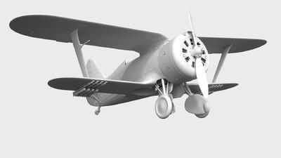 I-153 with Soviet Pilots (1939-1942) - 2