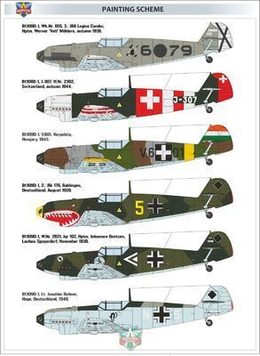 Messerschmitt Bf.109 D-1 - 2