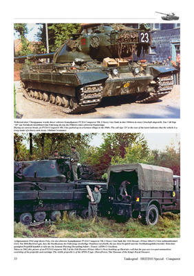 Conqueror Heavy Gun Tank Britain's Cold War Heavy Tank  - 2