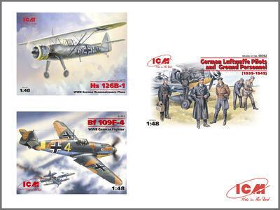 WWII Luftwaffe Airfield - 2