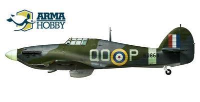 Hurricane Mk. II C - 2
