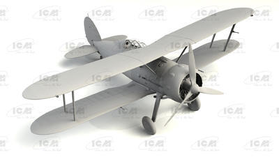 Sea Gloster Gladiator Mk.II,  British Naval Fighter - 2