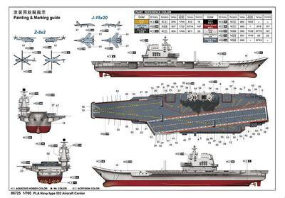 PLA Navy Type 002 Aircraft Carrier - 2