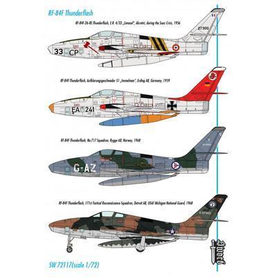 RF-84 Thunderflash - 2