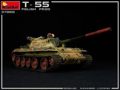 T-55 Polish Prod.  - 2