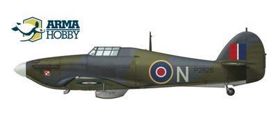 Hurricane Mk I Navy Colours - 2