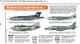 Modern RN Fleet Air Arm paint set vol. 1 , sada barev - 2/2