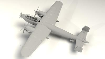 Do 217N-1 German Night Fighter WW II - 2