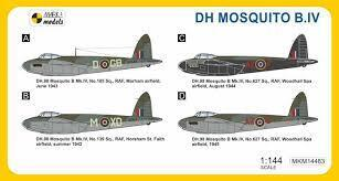 DH MOSQUITO B. IV - 2
