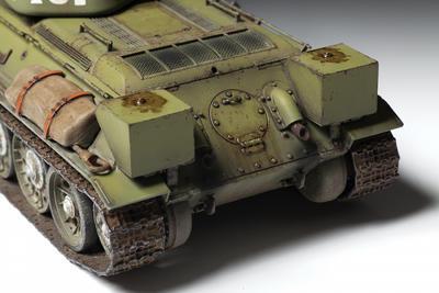 Soviet medium tank T-34/76 mod. 1942 - 2