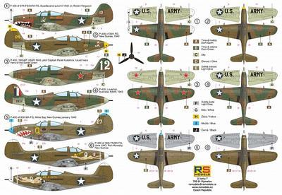 P-400 Airacobra  - 2