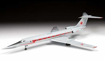 """Training Plane TU 134 UBL """"Crusty - B"""" - 2"""