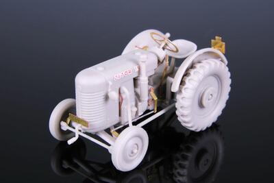 Zetor 15 'Czechoslovak Tractor'  - 2
