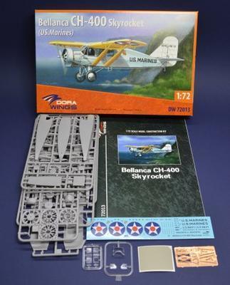 Bellanca CH-400 Skyrockets - 2