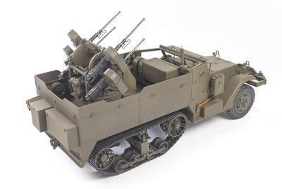 M16 Multiple Gun Motor Carriage  - 2