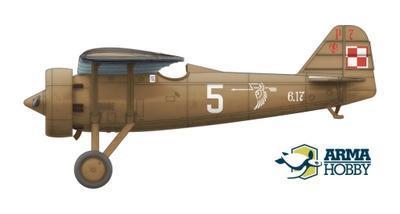 PZL P.7a - Expert Set - 2