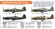 WW2 Italian Air Force Paint Set Vol. 1, sada barev - 2/2
