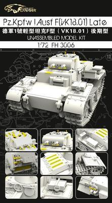 Pz.Kpfw I Ausf F (VK 18.01) Late - 2