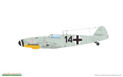 Bf 109G-6/ AS 1/48 Weekend Edition - 2