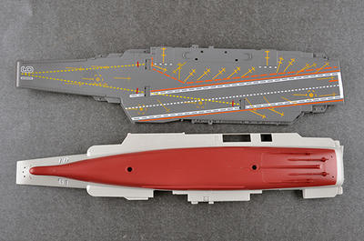 PLA Navy Aircraft Carrier LiaoNing - 2