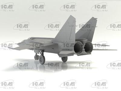 MiG-25PU Soviet Training Aircraft - 2