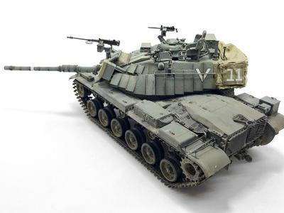 IDF M60A1 Magach 6B GAL  - 2