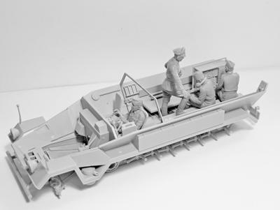 German Command Vehicle Crew (1939-1942) - 2