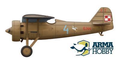 PZL P.7a 1939 - Expert Set - 2