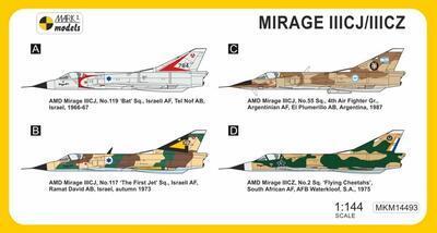 MIRAGE IIICJ/CZ - 2