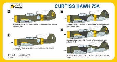 CURTISS HAWK 75 A - 2