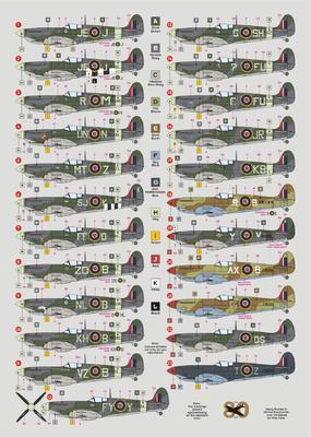 Spitfire Mk.IX Aces - 2