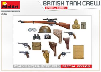BRITISH TANK CREW. SPECIAL EDITION - 2