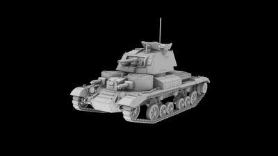 A9 CS Close Support British Cruiser Tank Mk. V - 2