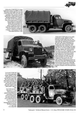 TM U.S. WWII GMC CCKW-352 & 353 - 2
