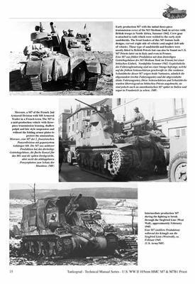 TM U.S. WWII 105mm M7 & M7B1 Priest - 2
