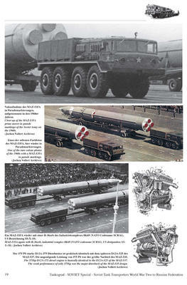 Soviet Tank Transport WWII to Russian Federation - 2