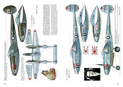 Lockheed P-38 Lightning (XP-49, XP-58) 1.díl - 2